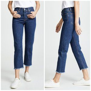 NWT LEVIS Wedgie Straight jeans